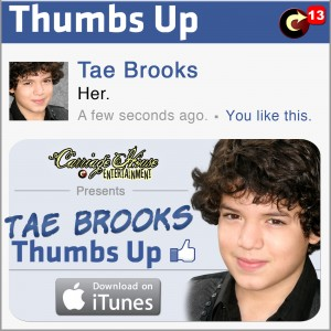 Thumbs Up Cover Art