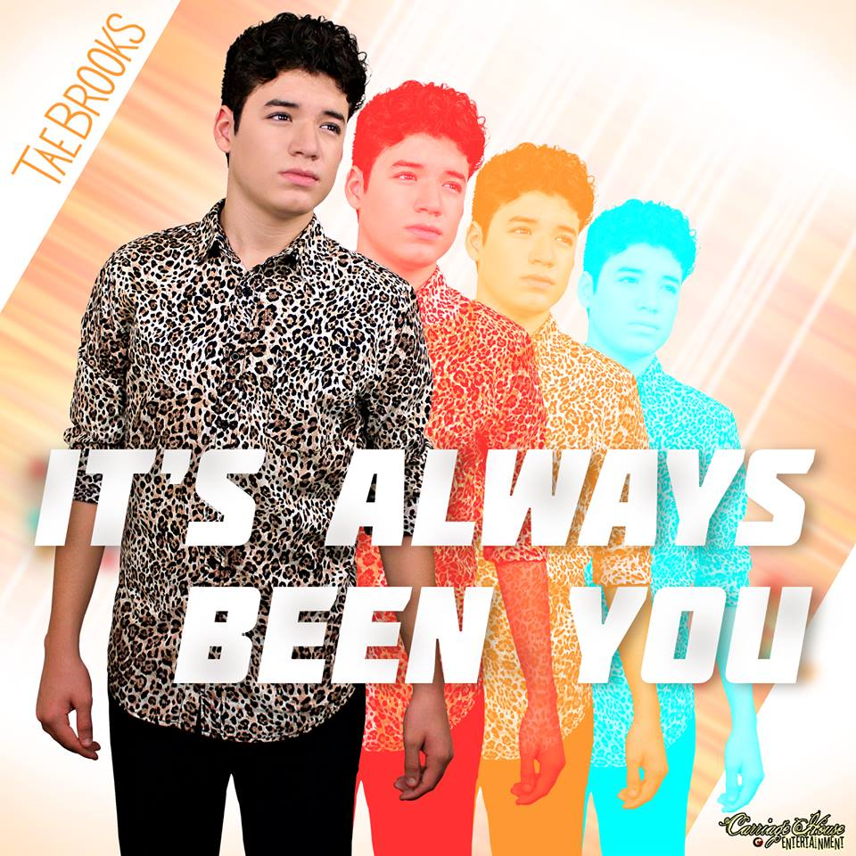 It's Always Been You Cover Art